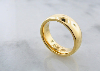 22K-yellow-gold-ring-mens-band-wexford-jewelers