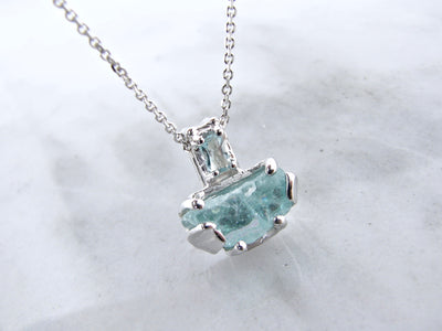 silver-march-birthstone-necklace-wexford-jewelers