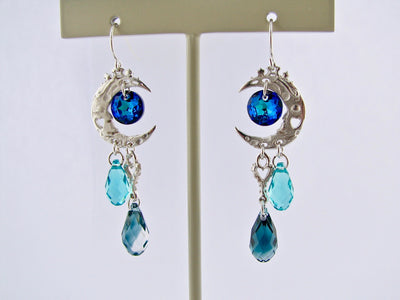 wexford-jewelers-swarovski-crystal-dangle-moon-earrings