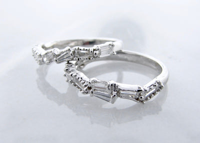 baguette-diamond-wedding-bands-14K-white-gold-wexford-jewelers