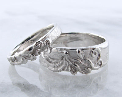 octopus-silver-bands-wedding-ring-wexford-jewelers