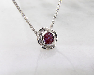 alexandrite-silver-rose-slider-necklace-wexford-jewelers