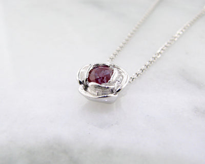 silver-alexandrite-rose-shaped-june-birthstone-necklace-wexford-jewelers