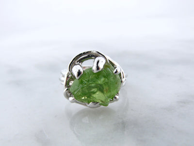 rough-peridot-silver-gemstone-ring-wexford-jewelers