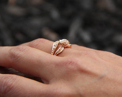 diamond-rose-gold-signature-wedding-ring-set-wexford-jewelers