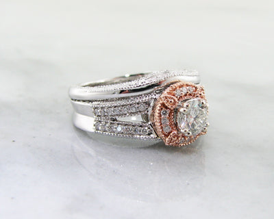 two-tone-engagement-ring-rose-white-gold-diamond-ring