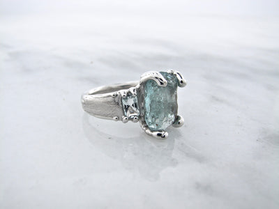 silver-raw-aqua-ring-wexford-jewelers