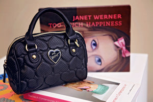 Bachelor of Fine Hearts Mini Tote