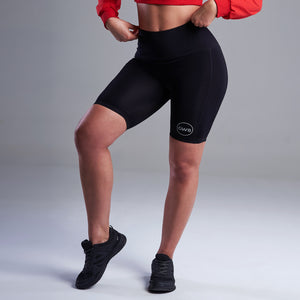 Kamala Cycling Shorts in Black