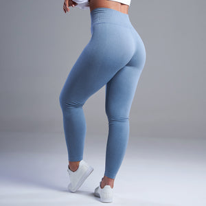 Sula Leggings in Light Blue
