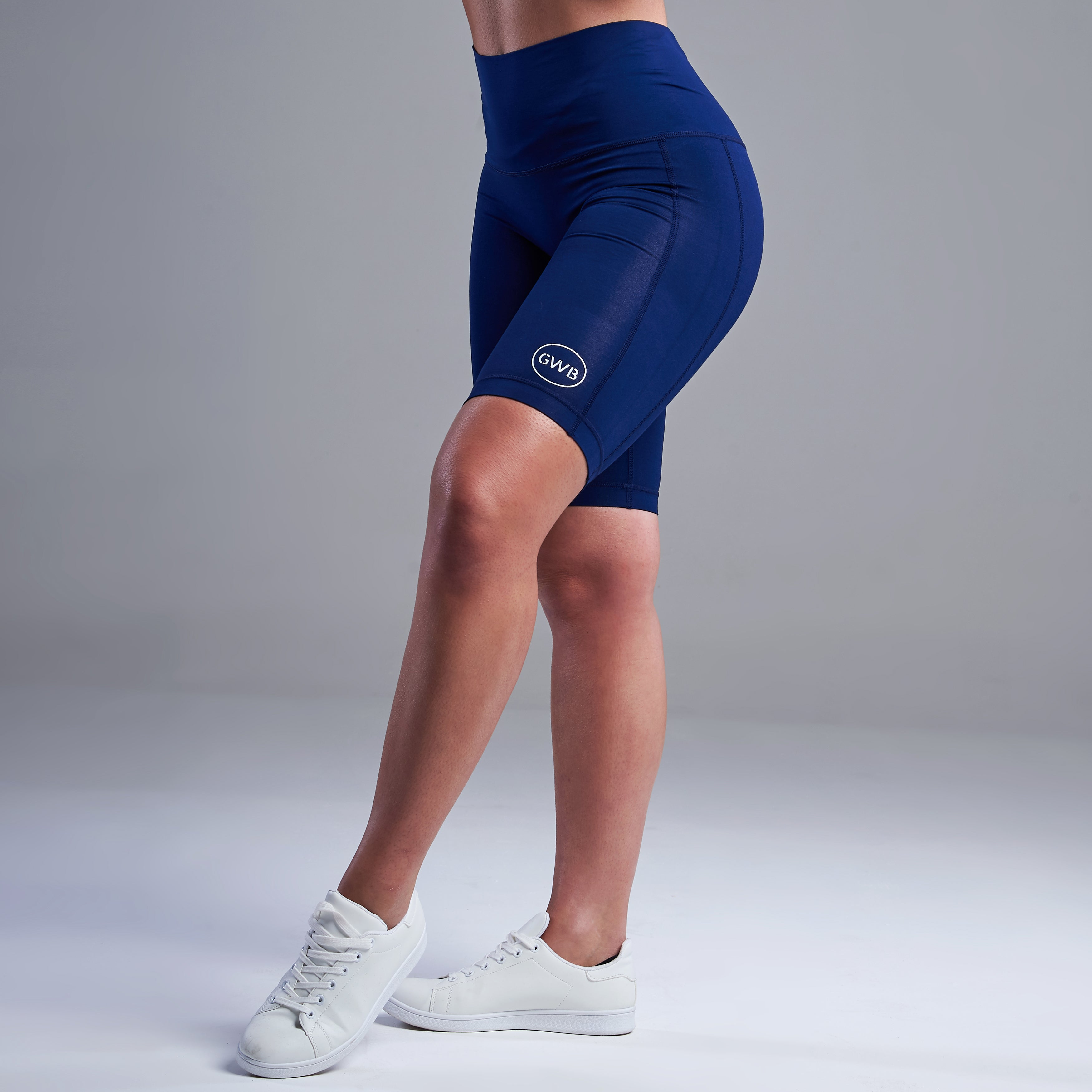 Kamala Cycling Shorts in Blue