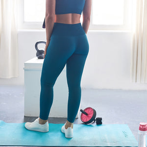 Levana Leggings in Teal