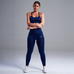 Capella Leggings in Blue