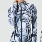 The Athena Jacket in Pattern