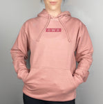 Rose gold GWB oversized Hoodie