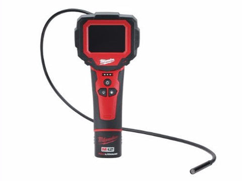 Milwaukee M12 IC M-SPECTOR 360 Inspection Camera - Professional German Tools