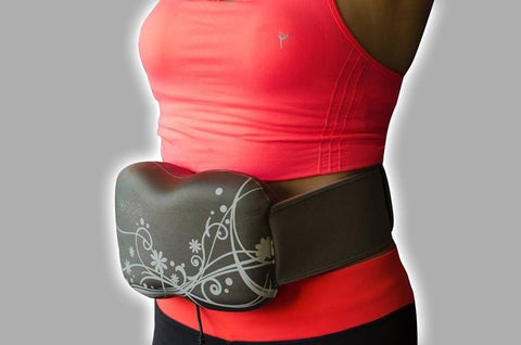 Heated Vibrating Massage Belt  UltraSlim Lose Weight and Stay Toned Tight Abs