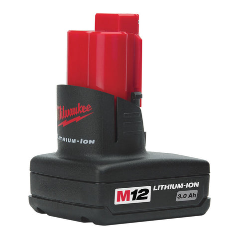 Genuine Milwaukee M12™ 3.0Ah REDLITHIUM-ION™ Battery Pack