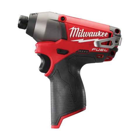 Milwaukee M12CID-0 M12 FUEL Compact Impact Driver Naked  (No battery or charger)