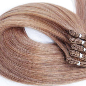 Hand Tied Russian Hair Collection