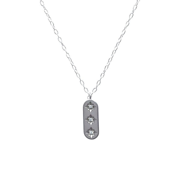 North Star Bar Necklace