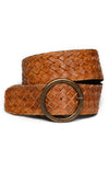 Dreamweaver Leather Belt by Bed Stu