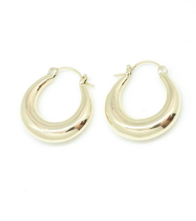 The Every Girl Hoop Earrings
