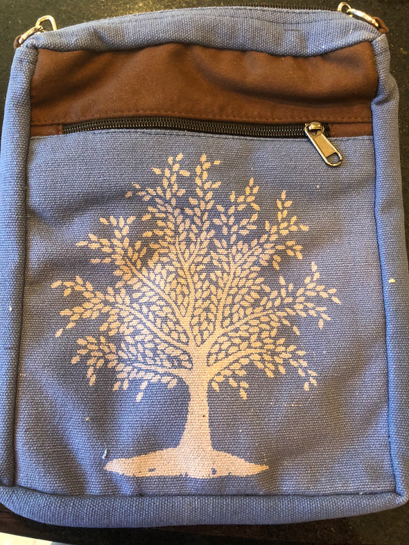 Tree of Life Emblem Bag