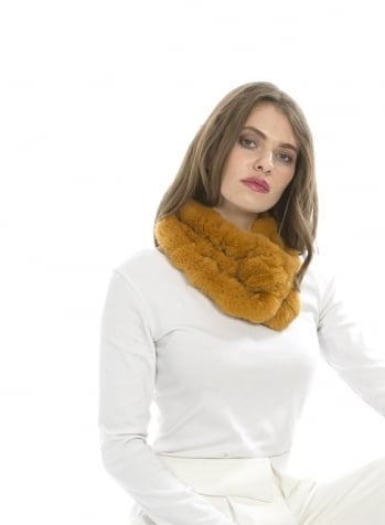 Bellringer Coney Fur Scarf