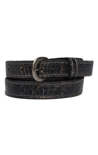 Monae Leather Belt by Bed Stu