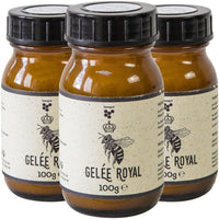 3 x 100g Gelee Royal