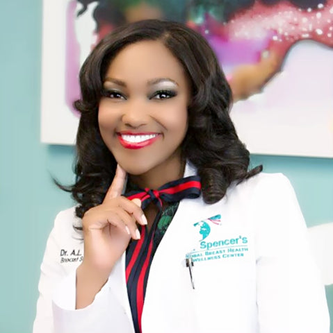 The Brain Behind The Beauty: Meet Dr  Spencer – Taylor Made