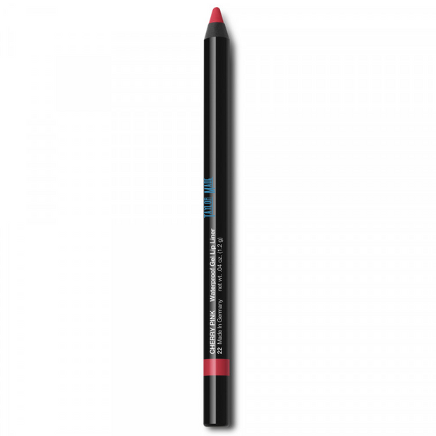 Waterproof Gel Lipliner - Cherry Pink