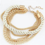 Fashionable Rope Chain Bracelet For Women