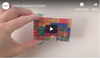 3D lenticular business cards