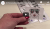 3D personalised Business Cards | TwenT3