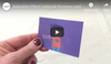 Animation Effect Lenticular Business card