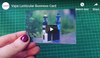 Lenticular 3D Business Cards || 10% off