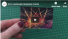 Lenticular Business Cards