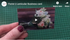 10% OFF || Discount Code || 3D Lenticular Business Cards
