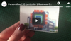 Personalised 3D Lenticular Business Card