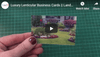 Luxury Custom Lenticular Business cards | TwenT3