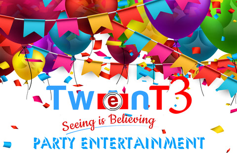 party entertainment ideas, Kent