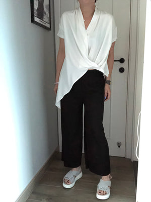 Luna easy jersey pants