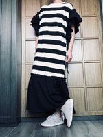 Stella block stripes dress (Pre-order)