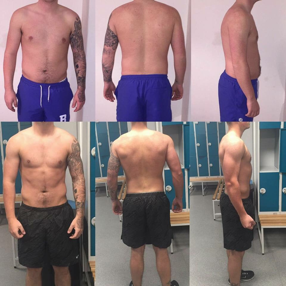 90 Day Summer Transformation