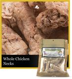 Fresh Is Best Freeze Dried Chicken Necks Pet Treats - 3.5oz.