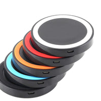 Cool Gadgets Store Charging Pad WIRELESS MOBILE PHONE CHARGING PAD