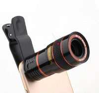 Cool Gadgets Store Smart Phone Gadget 8X Zoom Telescope Lens For Smart Phones