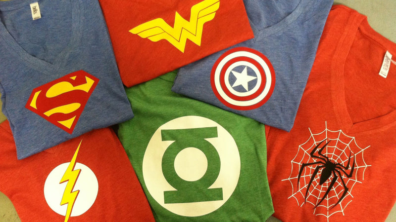 Super Hero Tees